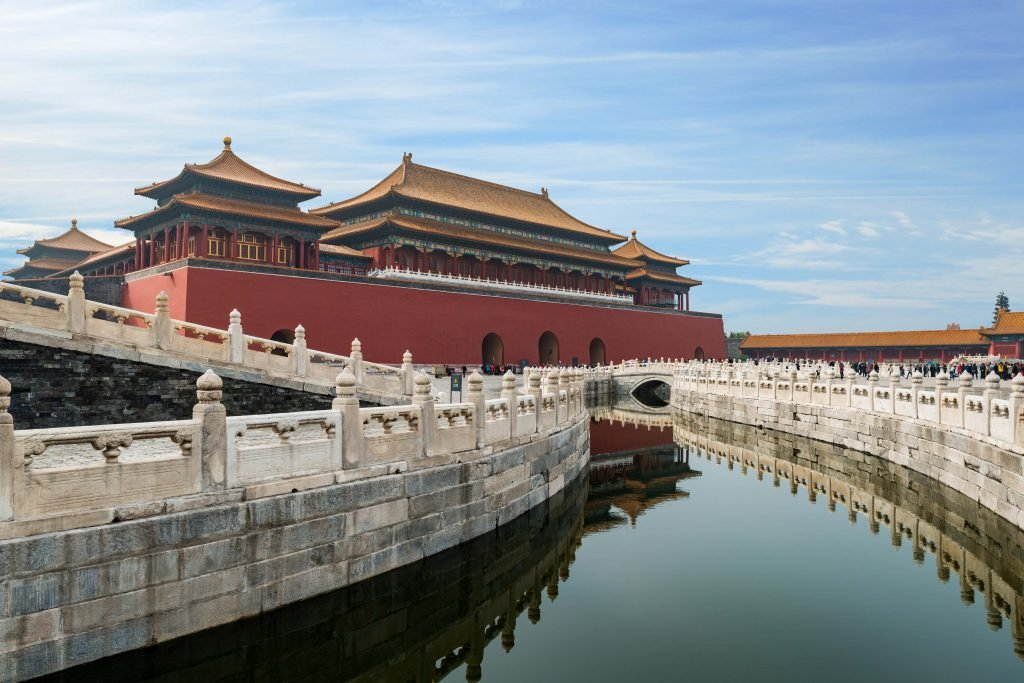China Forbidden City  Forbidden City China Expat Guide to China healthcare