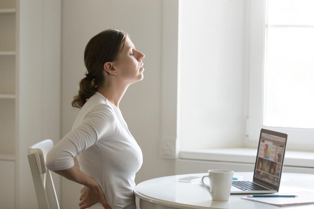 causes of chronic low back pain