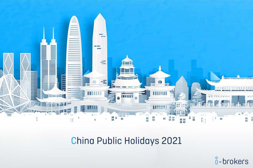 China Public Holidays 2021