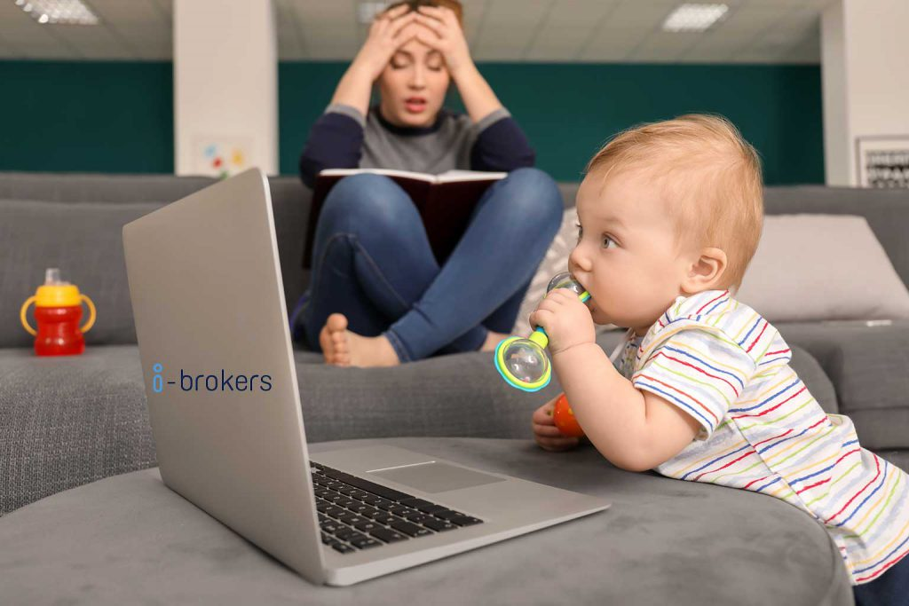 how to cope with going back to work after having a baby